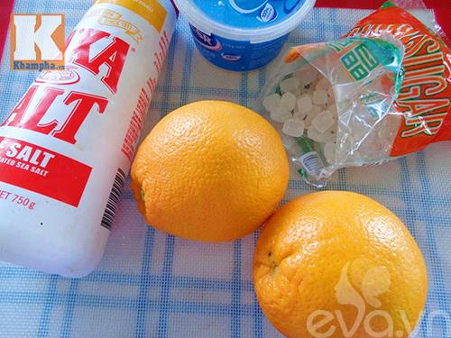 Cách làm mứt vỏ cam nhâm nhi ngày lạnh - 1