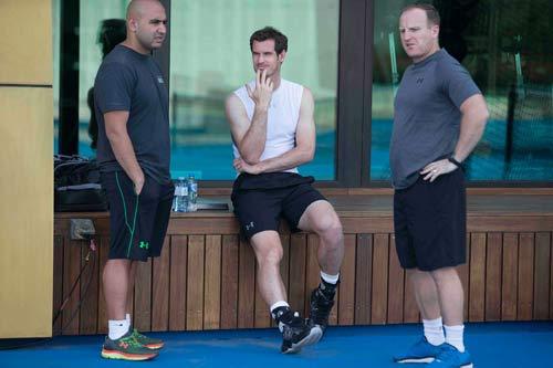 "Australian Open: Murray ""nắn gân"" Djokovic - 2"