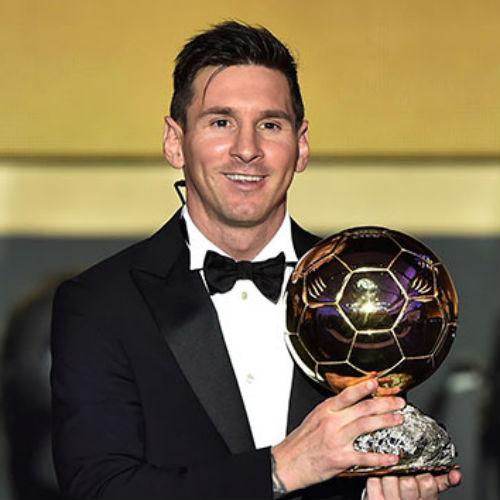 Messi: 5 Quả bóng Vàng không bằng 1 chiếc cúp Vàng - 2