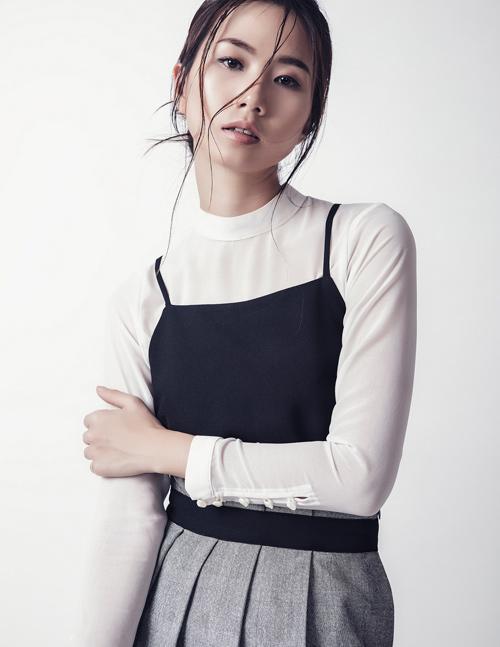 'Kate Moss Việt Nam' e ấp như cánh hoa cuối đông - 12
