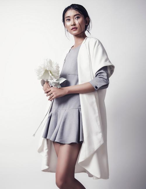 'Kate Moss Việt Nam' e ấp như cánh hoa cuối đông - 7