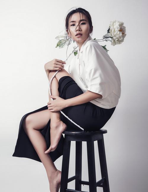 'Kate Moss Việt Nam' e ấp như cánh hoa cuối đông - 9