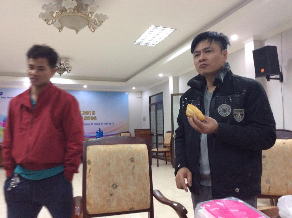 Chí Trung bật mí hậu trường 'Táo quân' lúc nửa đêm - 8