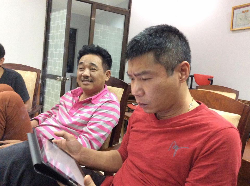 Chí Trung bật mí hậu trường 'Táo quân' lúc nửa đêm - 5
