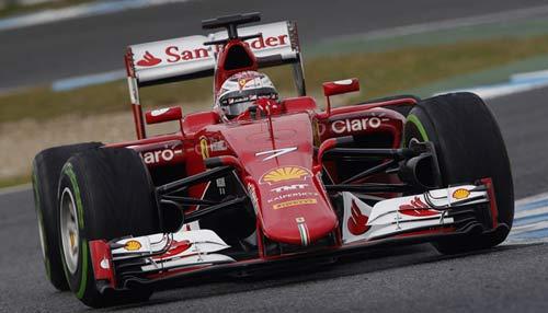 """F1: Nơi nói """"không"""" với doping - 2"""