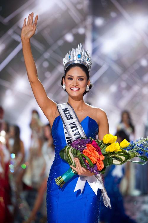 Tân hoa hậu Hoàn vũ: 'Tôi chấm cho bản thân điểm 10' - 2