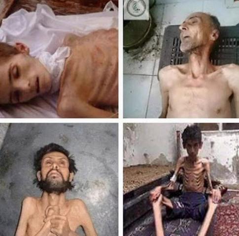 """Đoàn cứu trợ đầu tiên tới """"thị trấn xác sống"""" ở Syria - 2"""