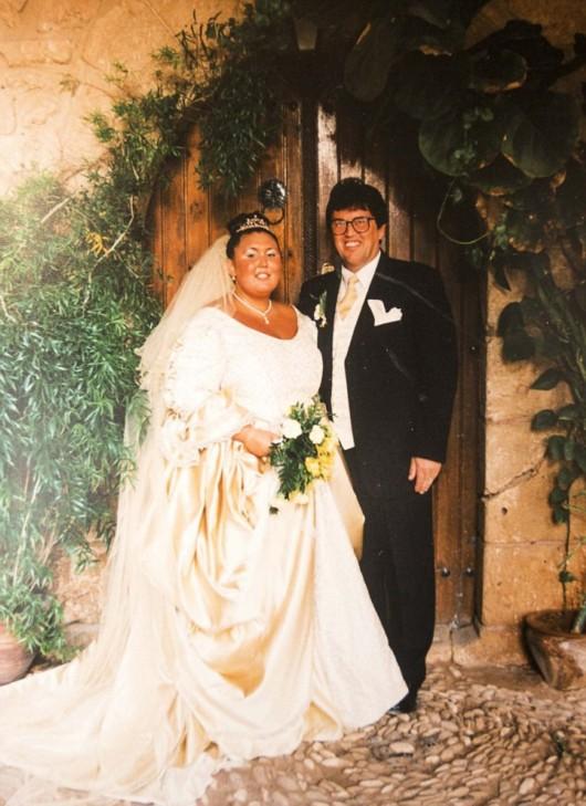 Giảm 80kg để kết hôn với 'phi công trẻ' kém 12 tuổi - 2