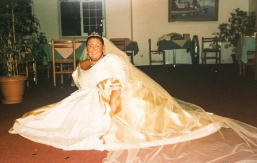 Giảm 80kg để kết hôn với 'phi công trẻ' kém 12 tuổi - 1