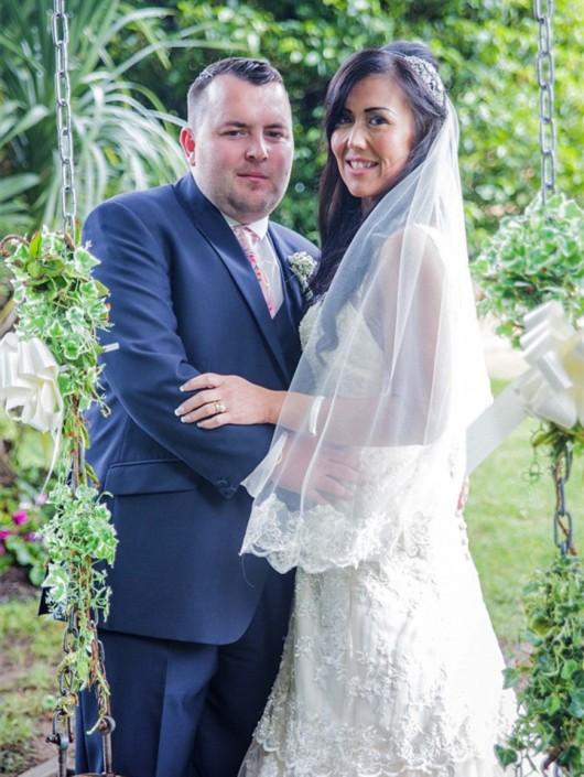 Giảm 80kg để kết hôn với 'phi công trẻ' kém 12 tuổi - 6