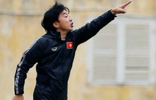 Đội U-23 Việt Nam: Canh bạc của Miura - 1