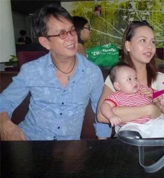 Những quý ông Việt lấy vợ trẻ kém... 30 tuổi - 4