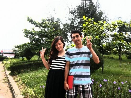Những quý ông Việt lấy vợ trẻ kém... 30 tuổi - 1