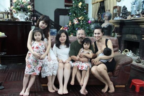 Những quý ông Việt lấy vợ trẻ kém... 30 tuổi - 5