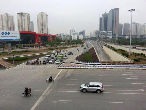 Hà Nội cấm đường hơn 30 tuyến phố phục vụ Đại hội Đảng - 1