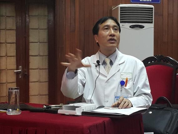 Việt Nam sẵn sàng cho kế hoạch ghép đầu người - 1