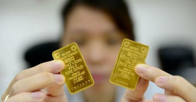 Hà Nội: Vàng miếng SJC đồng loạt bị  từ chối mua lại - 1