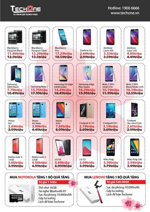 TechOne tặng smartphone mừng khai trương showroom Hồ Tùng Mậu - 4