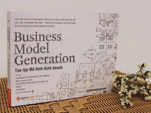 Cuốn sách giúp bạn trẻ hiểu rõ hơn về mô hình kinh doanh - 1