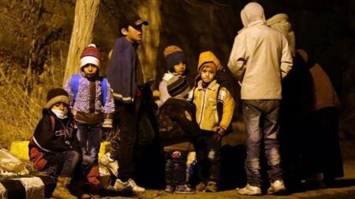 """400 người ở """"thị trấn chết đói"""" Syria cần điều trị khẩn - 1"""