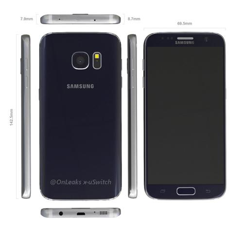 Galaxy S7 Edge lộ thông số qua AnTuTu - 3