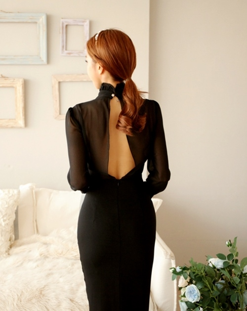 Những kiểu váy sexy khiến bạn quên khái niệm về mùa - 5