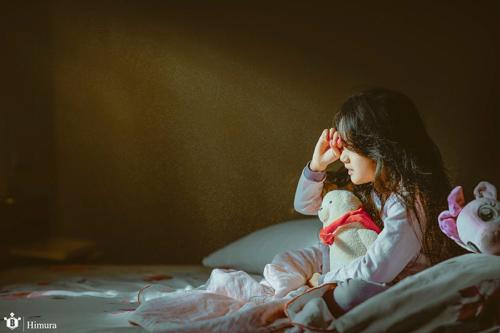 Bộ ảnh 'Bố mẹ về chưa' khiến phụ huynh phải giật mình - 2