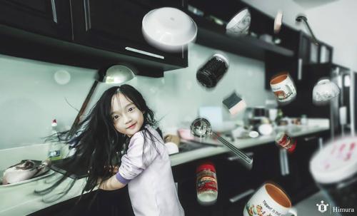 Bộ ảnh 'Bố mẹ về chưa' khiến phụ huynh phải giật mình - 7