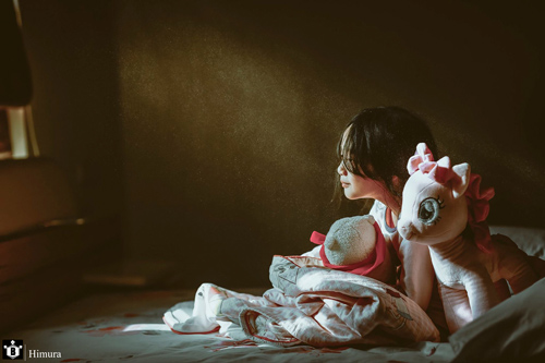 Bộ ảnh 'Bố mẹ về chưa' khiến phụ huynh phải giật mình - 1