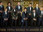 Bóng đá - Đội hình tiêu biểu FIFA bị chê vì Real ngang Barca