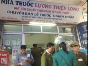 """Tin tức Việt Nam - Bà trùm buôn thuốc tây quá """"đát"""""""