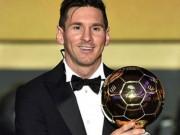 Bóng đá - Messi: 5 Quả bóng Vàng không bằng 1 chiếc cúp Vàng
