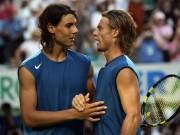 Thể thao - Tin thể thao HOT 12/1: Nadal thần tượng Hewitt