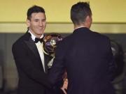 Bóng đá - Ronaldo lại thua Messi: Đừng mong đòi lại QBV
