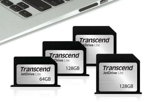 Transcend giới thiệu thẻ nhớ đặc biệt dành cho macbook - 1
