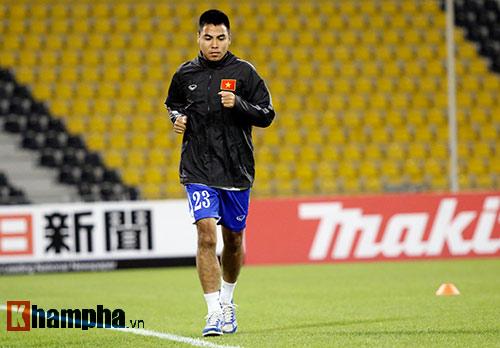U23 Việt Nam: Công Phượng bất ngờ phải nghỉ tập - 4