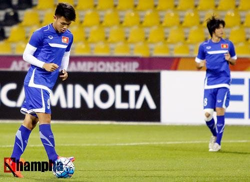 U23 Việt Nam: Công Phượng bất ngờ phải nghỉ tập - 5