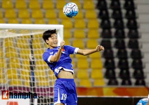 U23 Việt Nam: Công Phượng bất ngờ phải nghỉ tập - 9