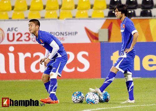 U23 Việt Nam: Công Phượng bất ngờ phải nghỉ tập - 10