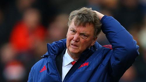 """Van Gaal: """"MU đáng lẽ phải ghi tới 6 bàn thắng"""" - 1"""