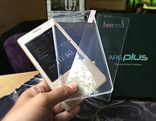 """Arbutus AR6 Plus - smartphone màn hình cong 2.5D giá """"không tưởng"""" - 6"""