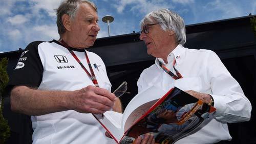 Huyền thoại F1 và những di sản để lại - 1