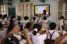 Bắc Giang thiếu giáo viên Tiếng Anh tiểu học - 1