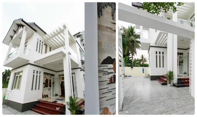 Lời đồn đại hoang đường về căn biệt thự của Phạm Hương - 1