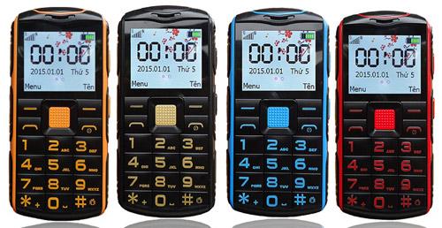 """Top 5 điện thoại pin khủng, giá rẻ """"gây sốt"""" - 5"""