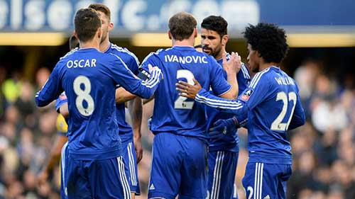 chelsea vs west brom - 1