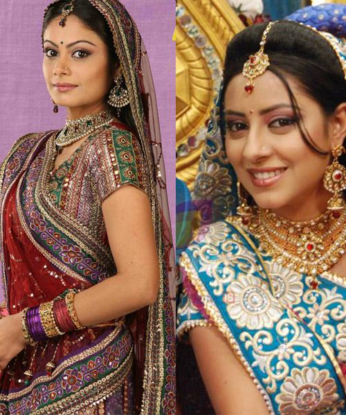 Người đẹp thứ ba đóng 'Cô dâu 8 tuổi' Anandi bị chê - 2
