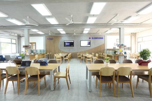 """S.hub: Địa điểm lý tưởng cho các bạn trẻ """"ưa"""" tự do - 1"""