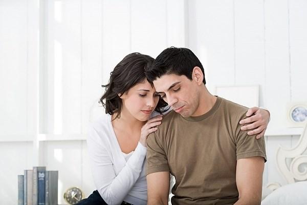 Có thai khi cả vợ lẫn chồng đều đã... tuyệt vọng - 1