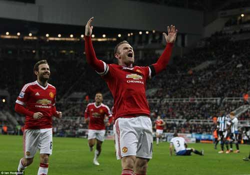 Rooney rực sáng: Đẳng cấp hay chỉ nhất thời? - 1